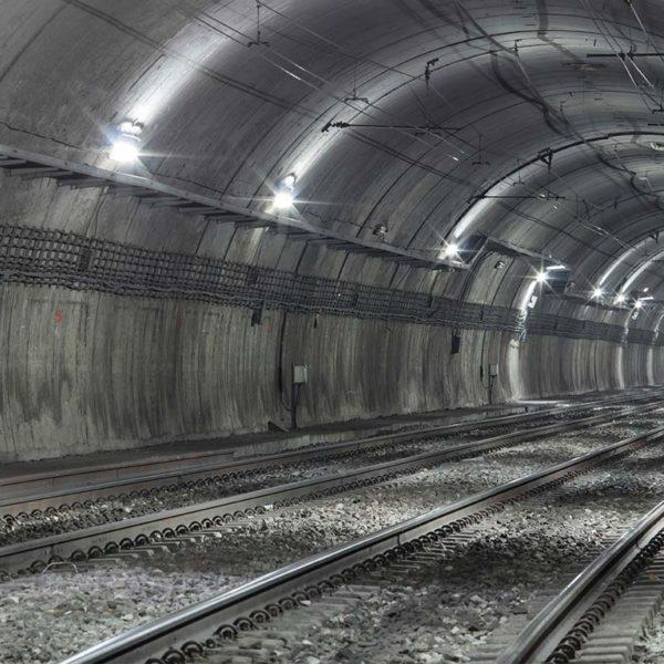 Shafts and Tunnels