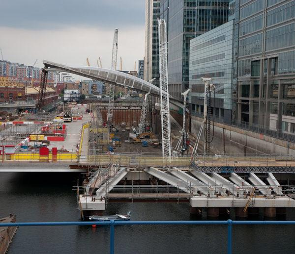 Crossrail Station, Canary Wharf