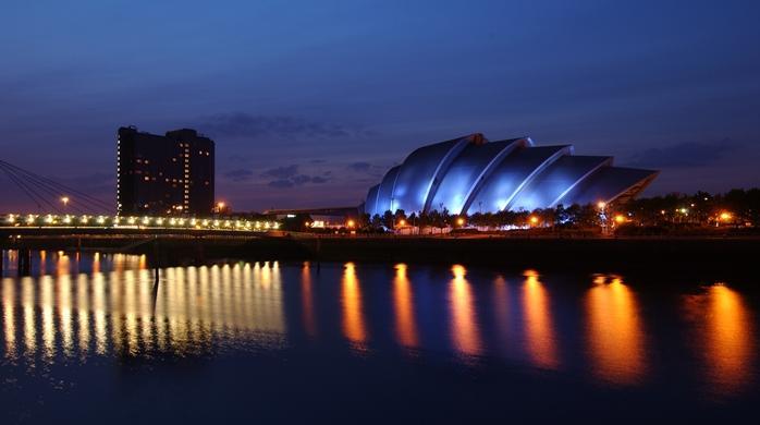 The SECC Glasgow