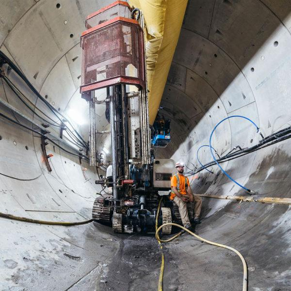 shaft, tunnels and railways dewatering