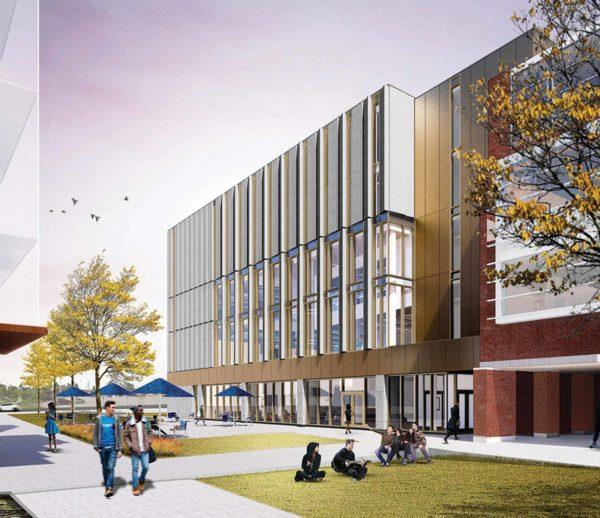 New UOIT development