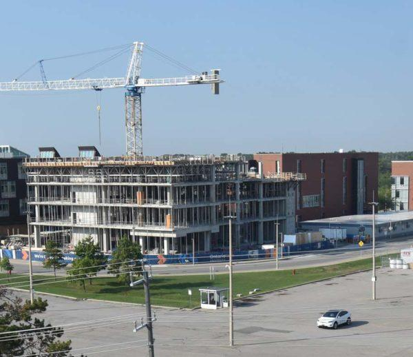UOIT Oshawa New Block August 2020