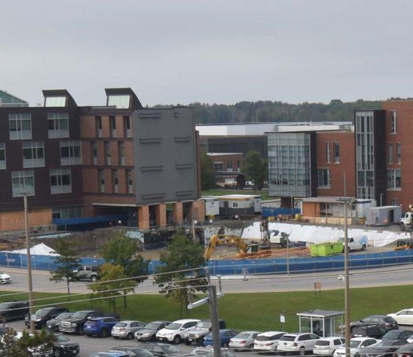 WJ wellpoint installation at UOIT September 2019